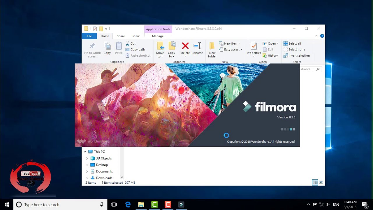 filmora 8.5.3 crack download
