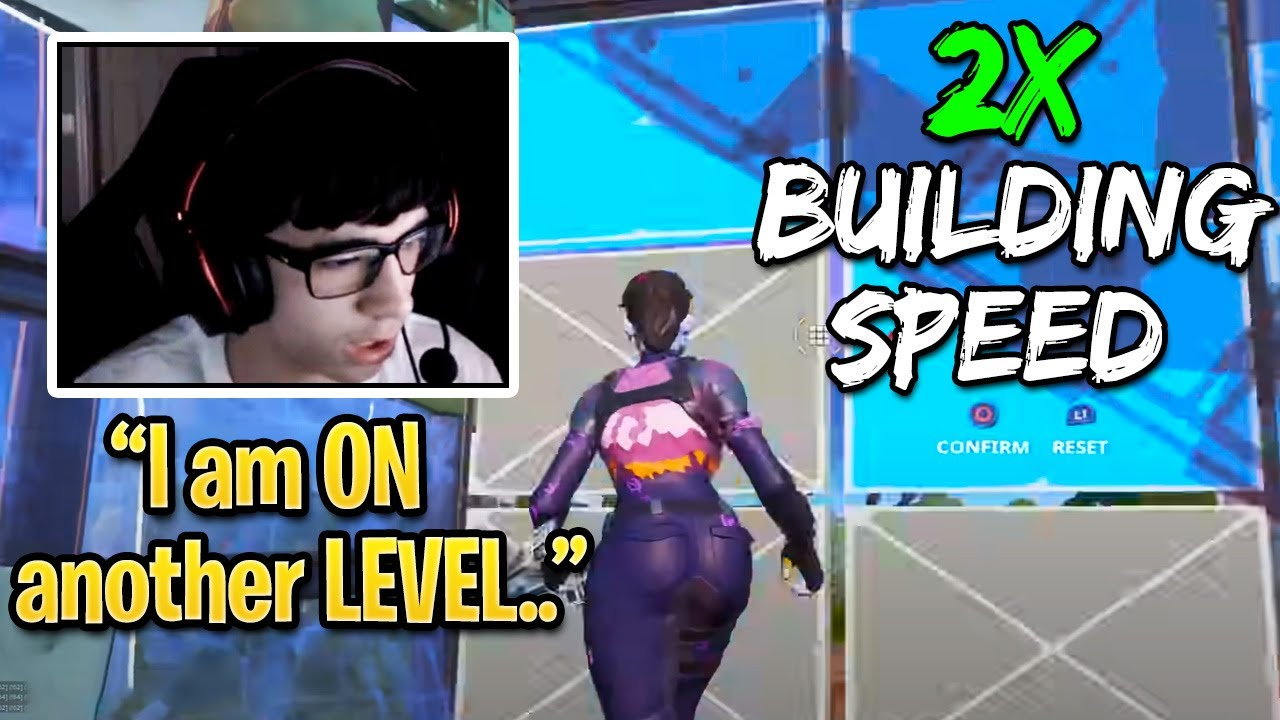 FaZe Sway SHOCKS EVERYONE After he DOUBLED His Building Speed in Fortnite! (Season 3)