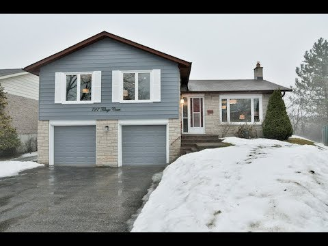 727 Tobago Crt Oshawa Open House Video Tour
