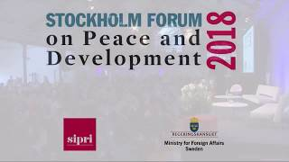 Stockholm Forum 2018 - Welcome remarks, keynote address and opening plenary thumbnail