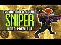 Artifact Hero Preview - Sniper