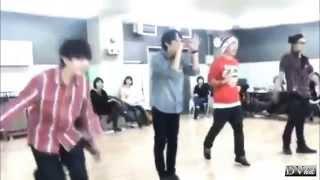 B1A4 - O.K (dance practice) DVhd