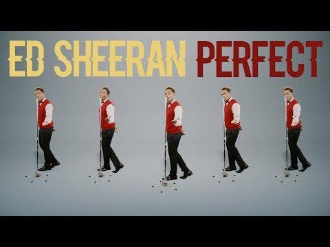 Ed Sheeran - Perfect (Desmond Dennis Cover)