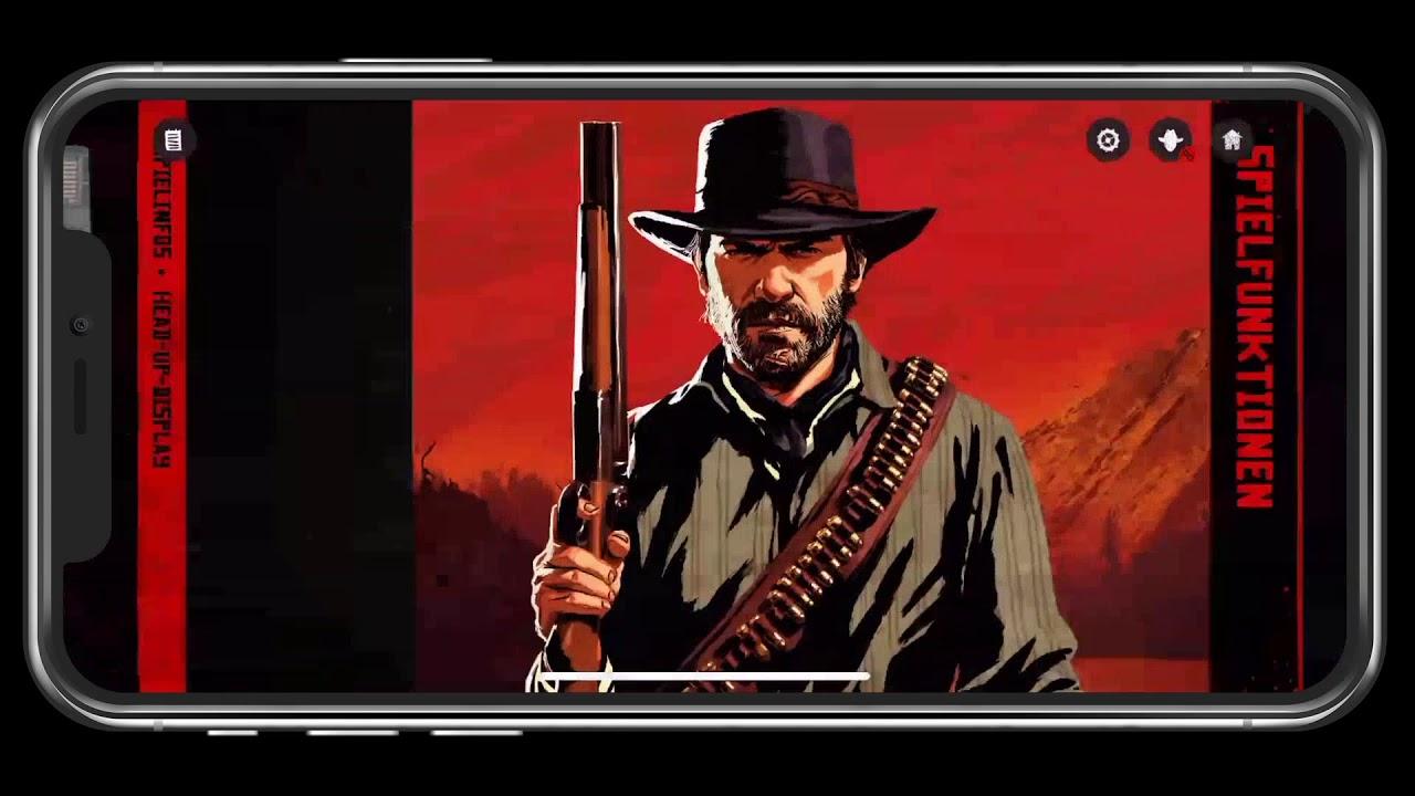 Red Dead Redemption 2 Companion-App