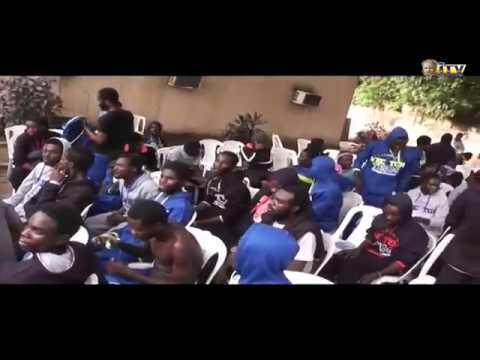 275 Libya returnees arrive Benin