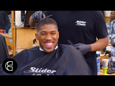 Anthony Joshua, Stormzy and Dizzee Rascal's North London Barbershop