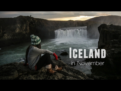 A week in Iceland in the winter