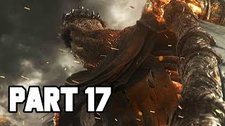 YHORM THE GIANT!! Dark Souls 3 Gameplay Walkthrough Part 18 (PC 60fps 1080p)