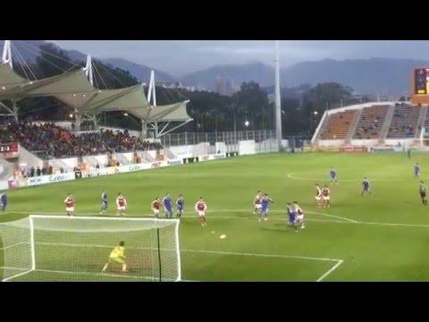 South China vs Eastern 2015 SS corner (122')