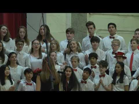 Ottoson Middle School Winter Concert #2 - December 10, 2019