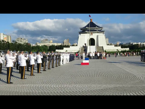 Taiwan - Republic of China Military Parade - Great Pagentry for National Day 2015
