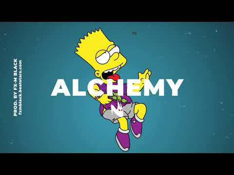 "BASE DE RAP - ""ALCHEMY"" - TRAP BEAT HIP HOP INSTRUMENTAL (Prod. Fx-M Black)"