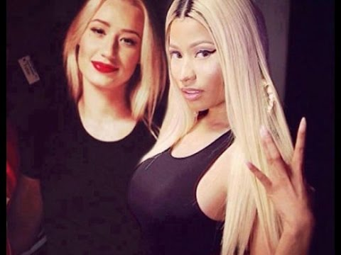 Nicki Minaj ft. Iggy Azalea - Mercy