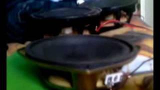 25watt speaker too mutch power lol