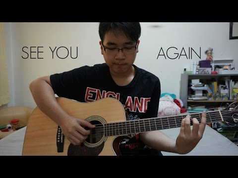See You Again (Furious 7)   Intro & Chords Guitar Beginners Tutorial