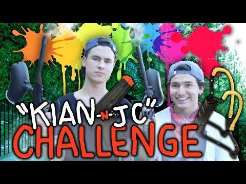 """""""KianAndJc"""" Challenge"""