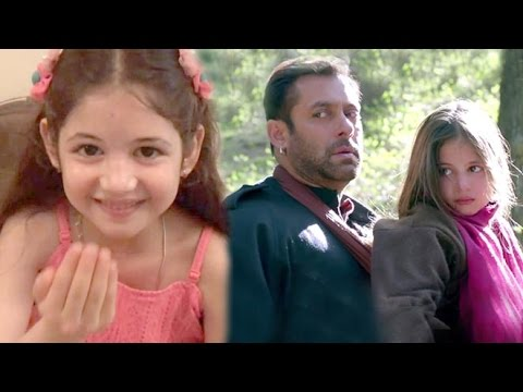 Video Of Little Cute Girl From Salman Khan's Bajrangi Bhaijaan Harshali Malhotra