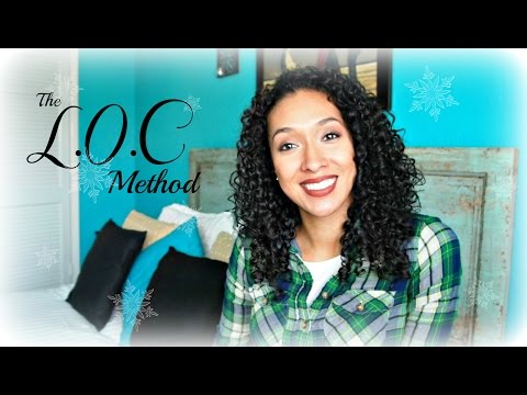 L.O.C Method for Curls | Winterize Your...