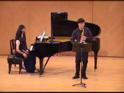 Yu-Wen Wang Saxophone Recital-安可曲-3-Lara : Granada