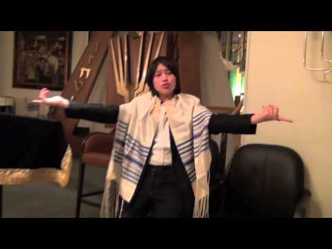 Jorel Rocks his Bar Mitzvah!