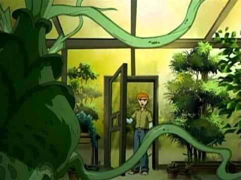 Martin Mystery Season  3 Episode 22: Wrath of the venus flytrap