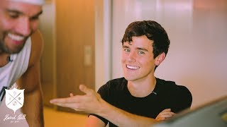 Connor Franta On His Private Life, Diet+Fitness & Who Made Him Starstruck | Heard Well