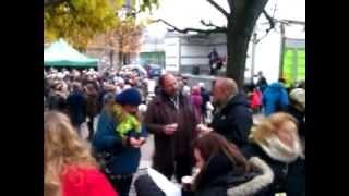 Ølsmagning og Jazz i Nyhavn 17 Nov 2012