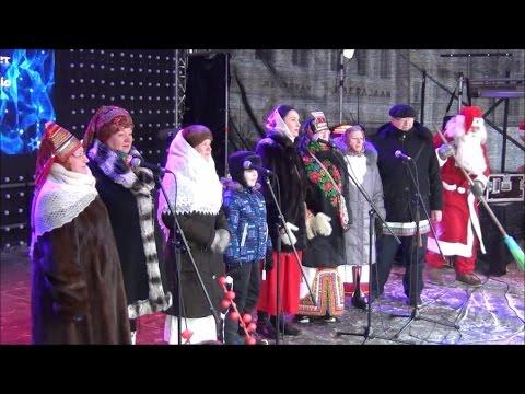 ВАСТОМА Ратушная площадь ТАЛЛИНН - 03.01.2016 - VASTOMA Raekoja plats TALLINN