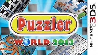 Puzzler World 2013 Gameplay (Nintendo 3DS) [60 FPS] [1080p]
