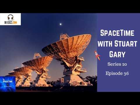 Closest ever stellar orbit seen around a black hole - SpaceTime with Stuart Gary S20E36