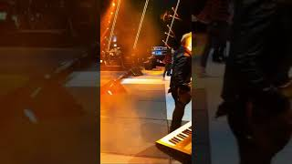 Seth Rausch Live With Keith Urban & Stevie Nicks-New Years Eve-2020....Beier 1.5 Steel--4 x 15....