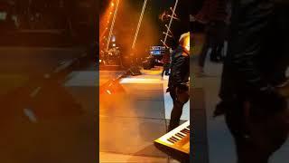 Seth Rausch Live With Keith Urban & Stevie Nicks-New Years Eve-2020....Beier 1.5 Steel--4 x 15....