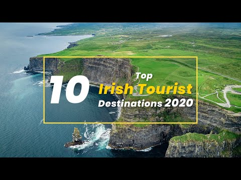 Top 10 Irish Tourist Destinations 2017 | RK Travel