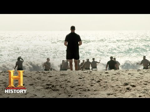 The Selection: Instructor Bio - Marcus Capone, Navy SEAL   History