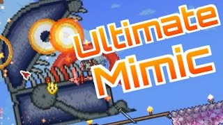 LEGENDARY MIMIC BOSS!! | Terraria Epic Modpack SE6 | Part 67 | Terraria Modded Let's Play thumbnail