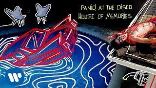 Panic! At The Disco - House of Memories ( Audio)