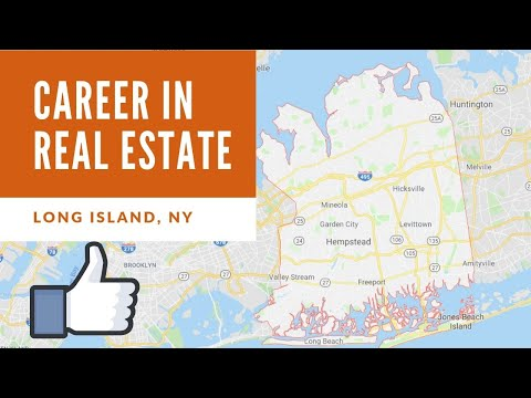 Why...Career In Real Estate (Long Island, NY)