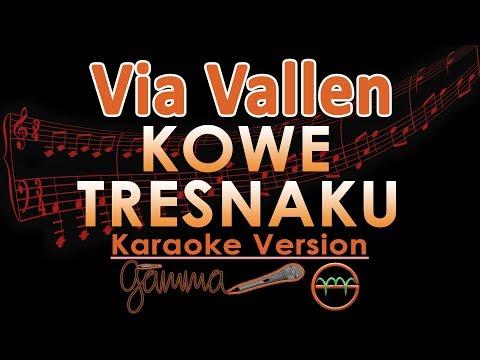 Via Vallen - Kowe Tresnaku KOPLO (Karaoke Lirik Tanpa Vokal)