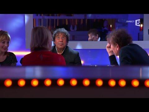Alain Souchon et Laurent Voulzy, un medley magique chez C à vous - 26/11/2014