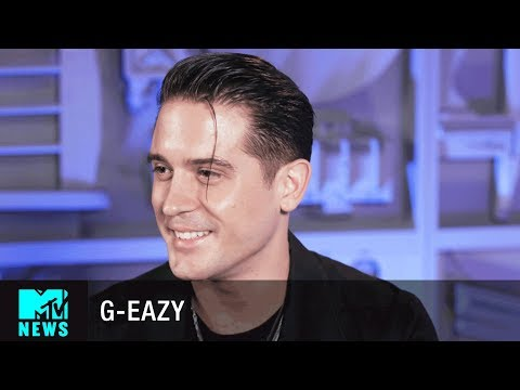 G-Eazy Talks 'Him & I' & Being Obsessed w/ Halsey | MTV News