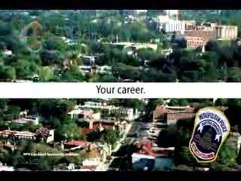 Washington Metropolitan Police Department Recruitment Video
