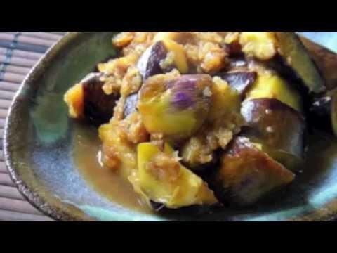 porc-et-aubergine-sautés-au-miso-et-au-sésame