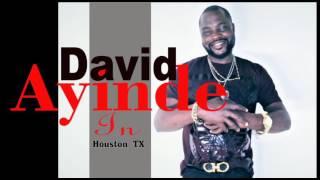 DAVID AYINDE  for MOJI OLAIYA AND FRIENDS
