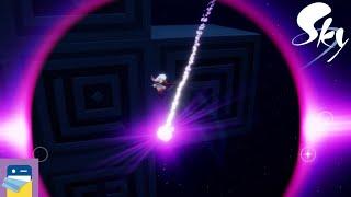 Sky: Children of the Light - Season of Enchantment - Beta - Collecting the Purple Light + Crab Dance