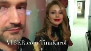 Тина Кароль за кулисами «Мисс Украина Вселенная»