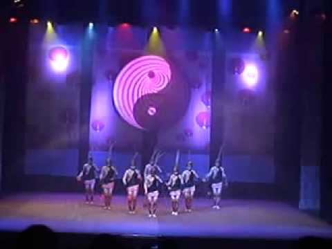 #1965-4- bike , plates , diabolo , antipode Chinese Acrobatic group multiple acts
