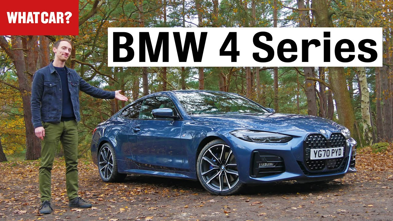 New BMW 4 Series Review – Even better than a 3 Series?