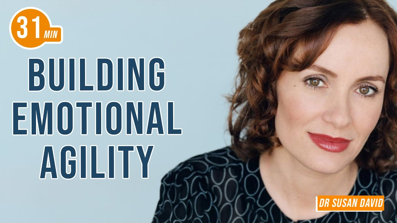 Emotional Agility Through Difficult Times with Dr. Susan David & Jim Kwik
