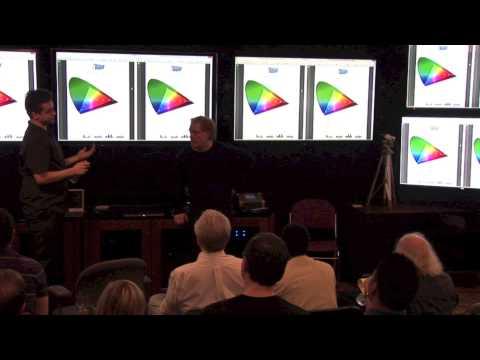 2013 HDTV Shootout - Color Tracking by DeWayne Davis