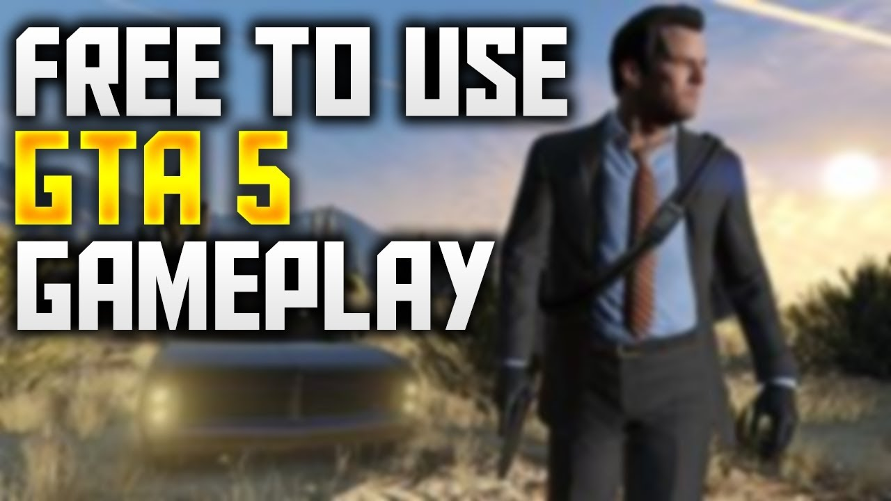 Free To Use Grand Theft Auto Gameplay New Lazer Guns Hd Fps